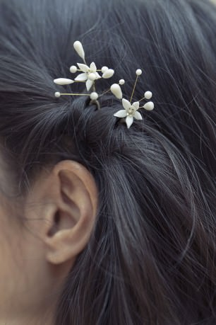 Hair pin (...)