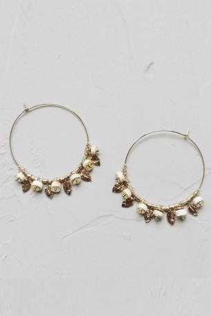 Boucles d'oreille VINALES