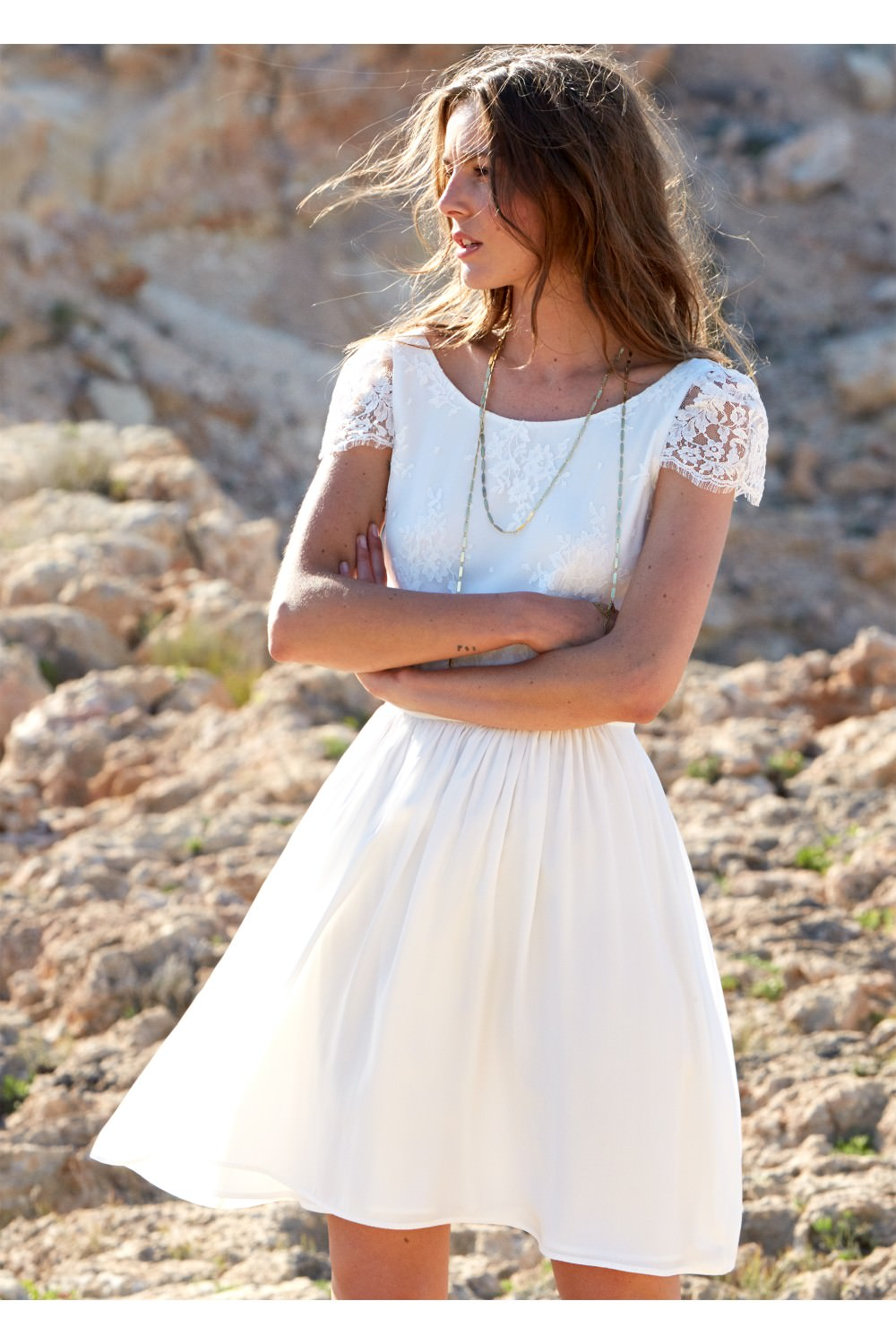 Robe CAMOMILLE