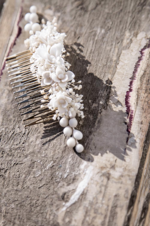 Peigne juana de arco laure de sagazan for Laure de flores linge de maison