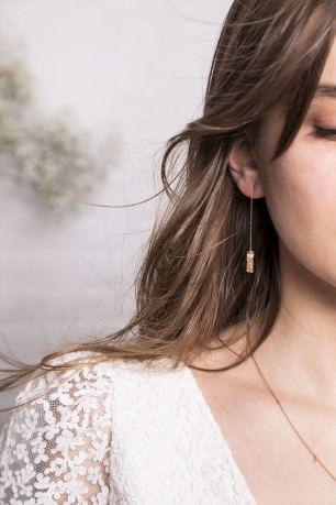 LA SAGESSE earrings