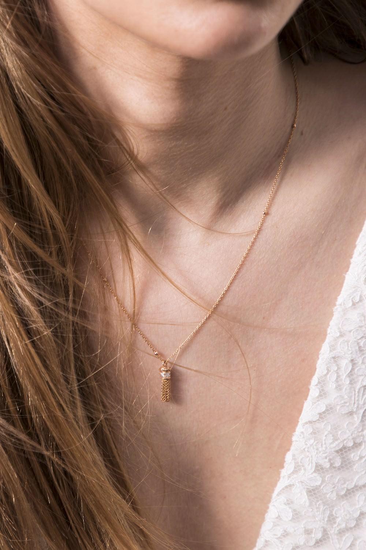 LA CONFIANCE necklace