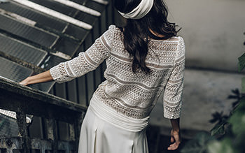 Robe Ionesco & turban Rocha