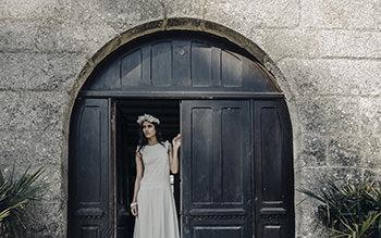 Robe Birague & couronne Sidonie Lemaitre
