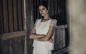 Top Vigée & sous-robe Drieu