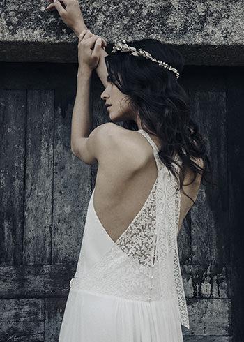 Robe Amboise & couronne Mimoki x LdeS