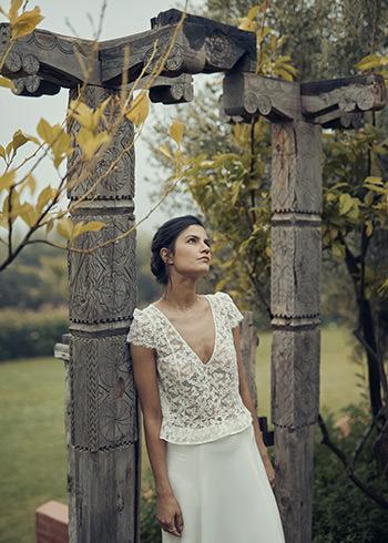 Nanteuil top & Cassel skirt