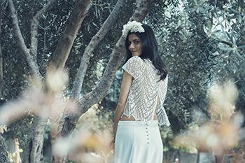 Dormoy top, Cassel skirt & Soie Labo crown