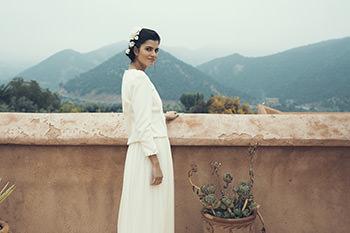 Asios top, Bolivar dress & Soie Labo comb