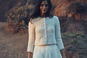 Valmy vest & Maine skirt