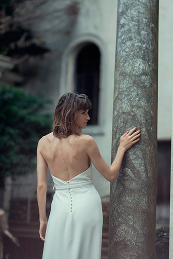 Robe Fitzgerald & ceinture Aimé