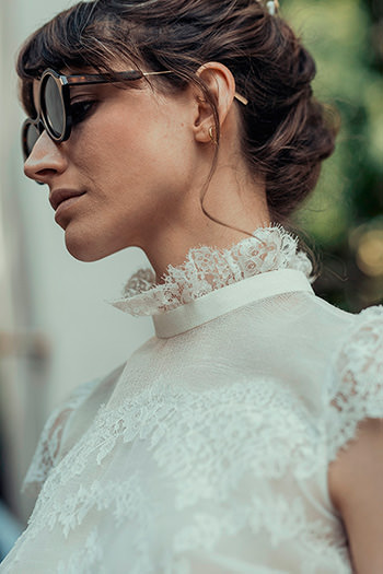 Top Umberto & lunettes Shelter