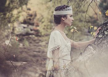 Robe Oliveira ~ Headband Artaud