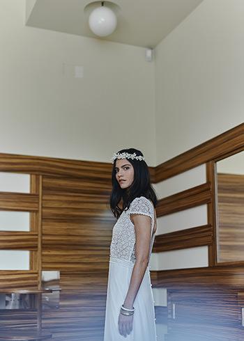 Robe Foster & couronne Mimoki