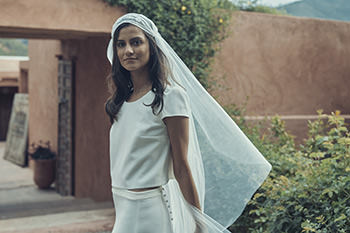 Borel top, Cassel skirt & Foucault veil
