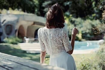 Blusa Casa & falda Flore