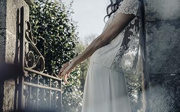 Blusa Valmore & falda Marot